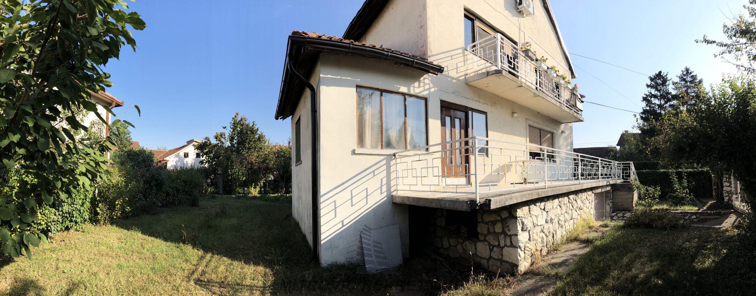 Kuća Stari Banovci, ul. Veljka Vlahovića