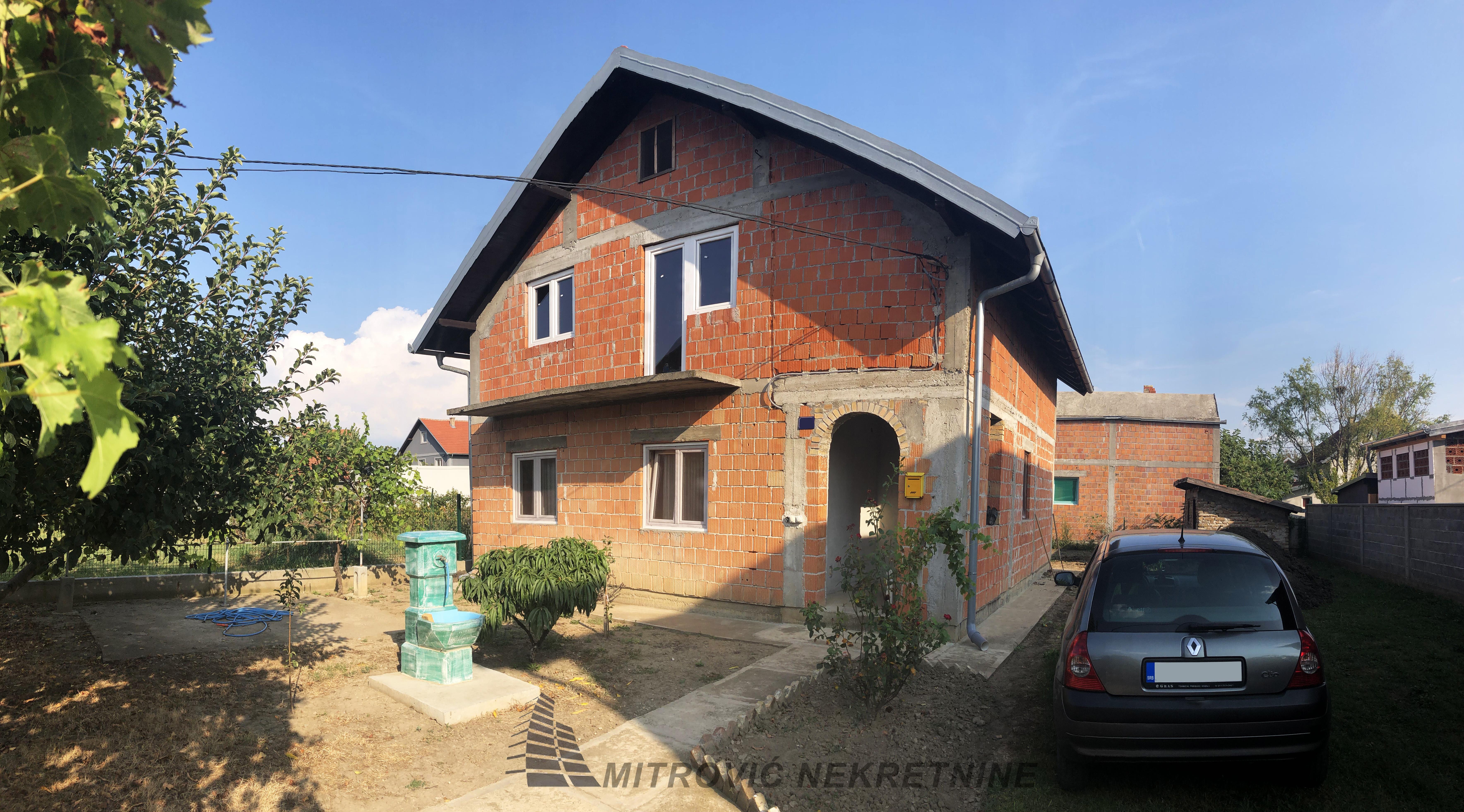 Kuća ul. Dragutina Đorđevića, Batajnica