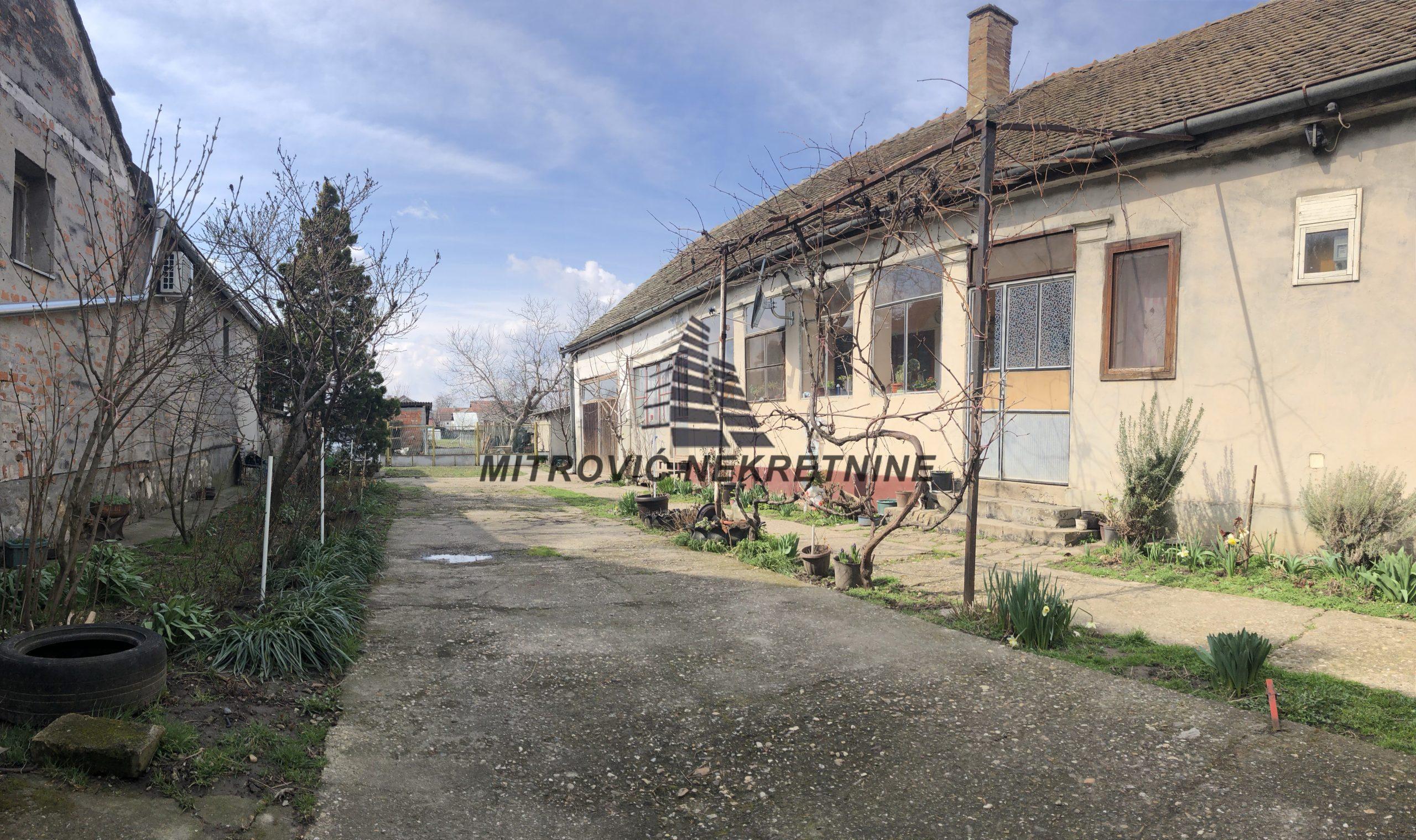 Kuća Stara Pazova, poršine 127m2
